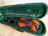 Half Sized Antoni Debut Violin