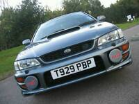 WANTED SUBARU IMPREZA RB5 TURBO 2000 AWD UK