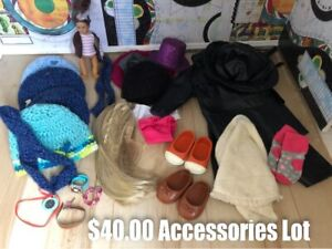 American Girl/ Our Generation Doll clothes and accessories