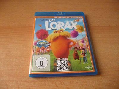 Blu Ray Dr. Seuss` Der Lorax - 2012