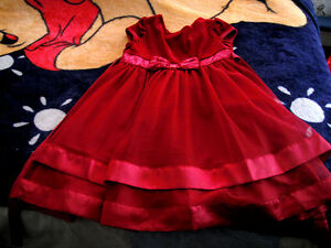 Red Formal Dress - 5T