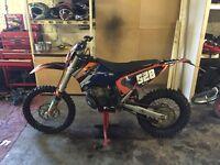 KTM 200 EXC 2009 ROAD REGISTERED