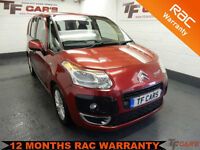 2009 09 Citroen C3 Picasso 1.6HDi VTR+ DIESEL - FINANCE FROM ONLY £19 PER WEEK!