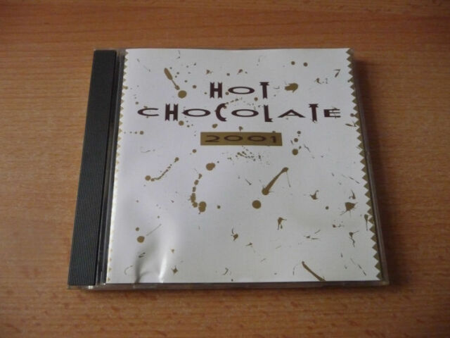 CD Hot Chocolate - 2001 - 8 Songs