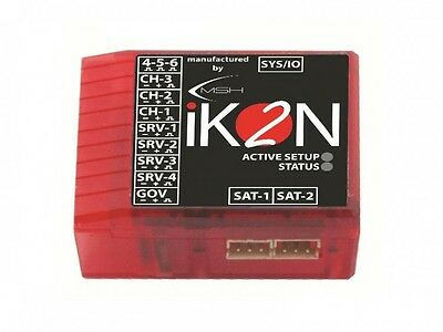 iKON2 Paddellos Gyro System W / Polarität Schutz & Schutz Modus IKON2001 Polarität Schutz