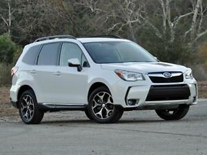 Buying Your 2014-16 Subaru Forester XT, IMPREZA or XV -AUTOMATIC