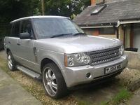 Range Rover Vogue 4.4 v8 lpg (Facelift)