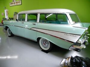 1957 CHEVY TRADE FOR VINTAGE CHEVY OR GMC PICKUP