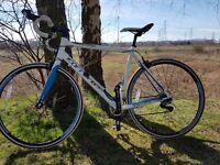 carrera virtouso swap for mountain bike