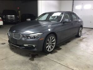 BMW 320i X-Drive Premium Package