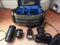 Canon EOS 620 35mm Film SLR Camera