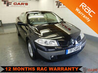 Renault Megane 2.0 VVT Coupe 6sp Privilege - FINANCE FROM ONLY £14 PER WEEK!