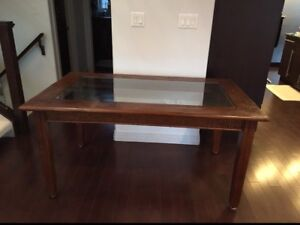Dining table from pier one imports