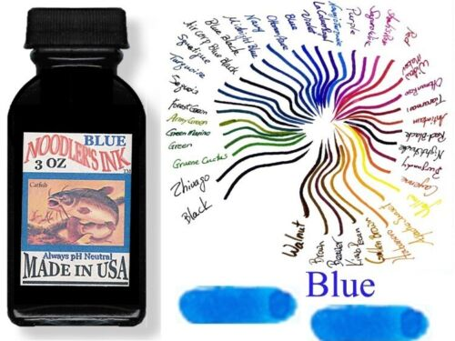 Noodler's Blue Ink 3 oz   #19003