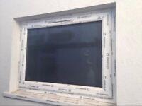 Double glazed upvc windows diy or fit