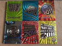Guinness World Records Books