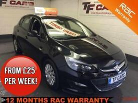 2012 Vauxhall Astra CDTi ecoFLEX - £20 ROAD TAX FINANCE AVAILABLE