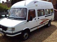 Bargain 2005 convoy sunseeker camper van