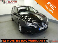 Seat Ibiza 1.4 Toca - FINANCE AVAILABLE AT LOW RATES! EXTREMELY LOW MILEAGE!
