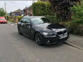 BMW 320i M Sport Coupe 2008