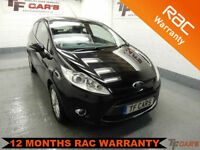 Ford Fiesta 1.25 Zetec - FINANCE FROM ONLY £23 PER WEEK!