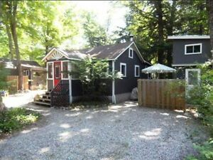 Two cottages + bunkie (balm beach)