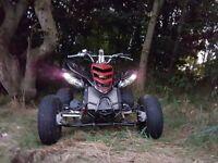 Yamaha R1 RAPTOR ROAD LEGAL QUAD. Whyg???