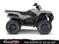 2015 Suzuki KingQuad 500AXi Power Steering  SE