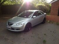 2004 MAZDA 6 DIESEL (QUICK DIESEL) LONG MOT,AVAILABLE ANYTIME