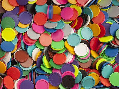Einkaufswagenchips, Chips, Wagenchips, Pfandmarken, Pfandmarke,50 Stück ######