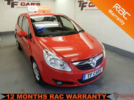 2010 Vauxhall Corsa 1.3 Diesel - £30 ROAD TAX - FINANCE FROM ONLY £23 PER WEEK!