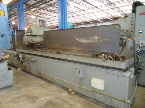 "24"" X 156"" Thompson Surface Grinder Walker Chuck Control"