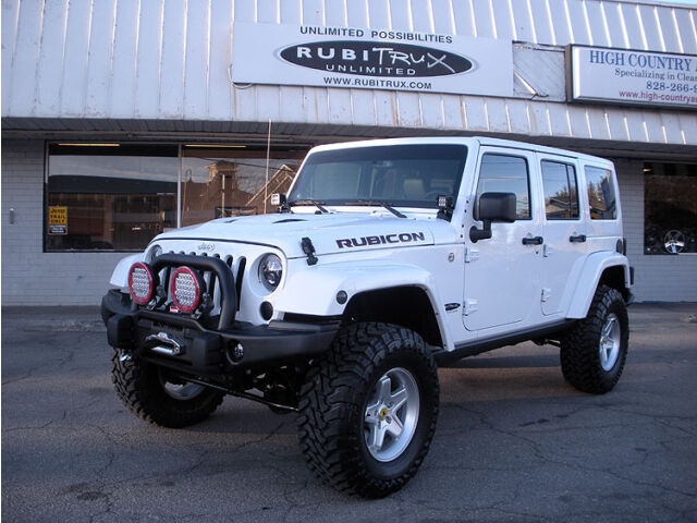 Find new Wicked in White **Another RubiTrux Conversion** in