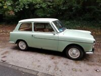 BARGAIN 1965 AUSTIN A40 FARINA 42000 MILES MUST SEE VERY CLEAN