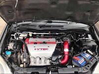 Honda Civic Type R EP3 - Nighthawk Black