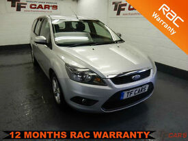 2008 Ford Focus 1.6 Titanium Estate - FINANCE FROM £20 PW! 1 PREVIOUS OWNER!
