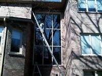 Window and Eavestrough (Gutter) Cleaning
