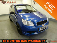 2010 60 reg Chevrolet Aveo 1.2 S 3 dr - FINANCE AVAILABLE FROM ONLY £19 PER WEEK