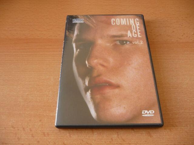 DVD Coming of Age - Vol. 2 - Gay Interesting - Schwule Kurzfilme