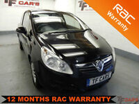 Vauxhall/Opel Corsa 1.0i S - FINANCE FROM ONLY £19 PER WEEK! £30 ROAD TAX!