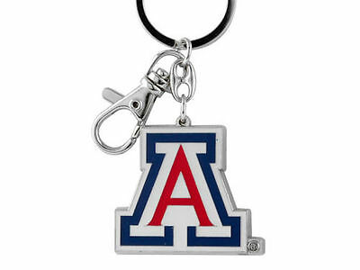 Arizona Wildcats Metal Keychain Heavyweight Key Ring NCAA Arizona Wildcats Wildcat Ring
