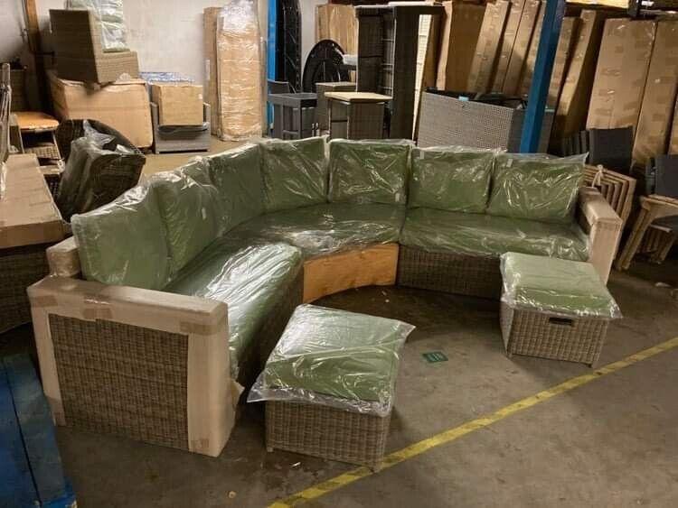 Garden Furniture - GARDEN FURNITURE CLEARANCE LINES