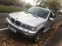 Bmw X5 3.0D Sport - With Good Plate - HPI Clear - Low miles