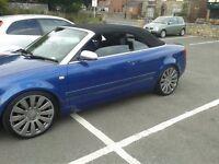 audi a4 1.8t convertible swap car road legal quad or w.h.y