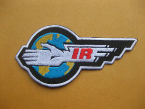 Gerry Anderson THUNDERBIRDS IR International Rescue Classic LOGO Patch Badge
