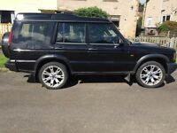 Landrover discovery 2 td5 facelift solid