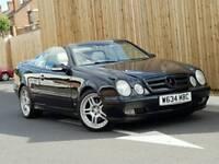 Mercedes clk convertable amg