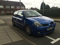"""renault clio sport cup 172.""""""""""""mint """""""""""".!!.check this out !!!.massive spec !!!"""