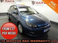 2013 Vauxhall/Opel Astra 1.7CDTi ecoFLEX (s/s) Exclusive - FREE ROAD TAX!