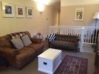 2 bed flat in stoneygate, duplex with balcony